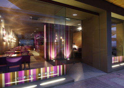 VI COOL restaurant & lounge bar: