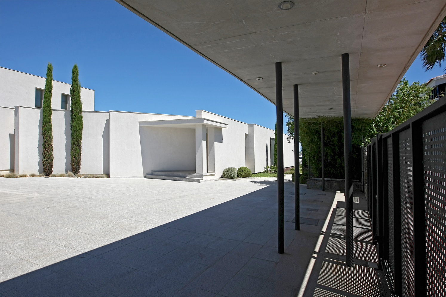 Empuriabrava architecture project