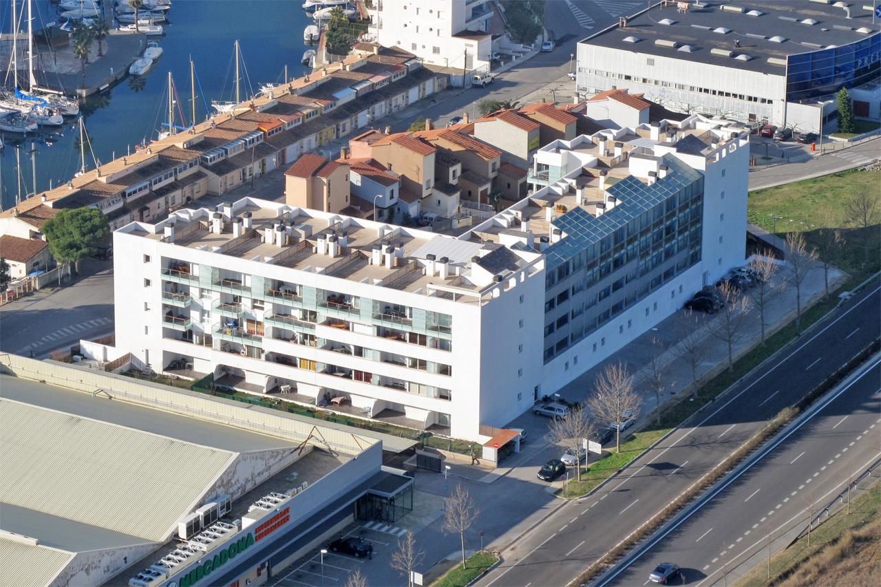 Edificio Aqua Marina roses