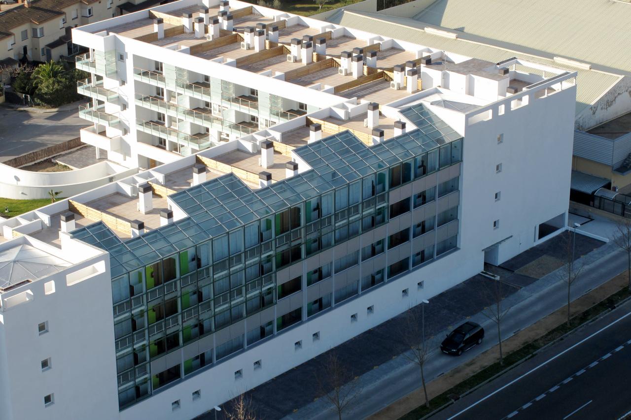 Edificio Porto Marina Roses