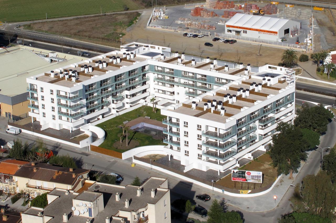 Building Porto Marina Roses