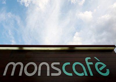 MONSCAFÈ cafetería