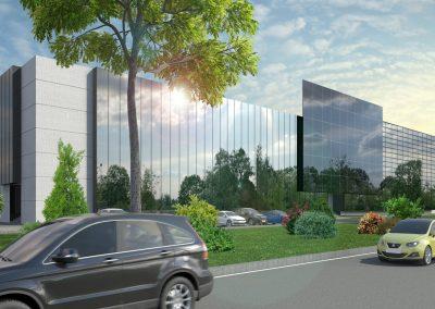 ASTANA rehabilitación de la fachada del edificio gubernamental | KAZAKHSTAN